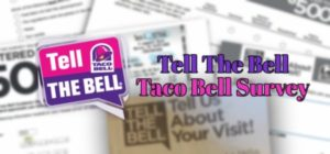 TellTheBell – Taco Bell Customer Service Survey & Feedback