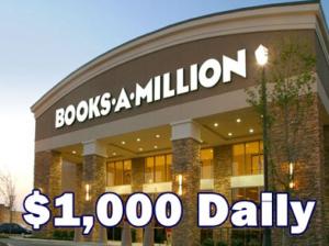 Tellbam: Books-A-Million Customer Satisfaction Survey