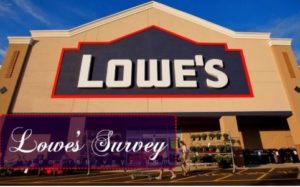 www.lowes.com/survey ― Take Lowes Survey ― Win $300