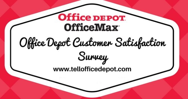 office depot survey image