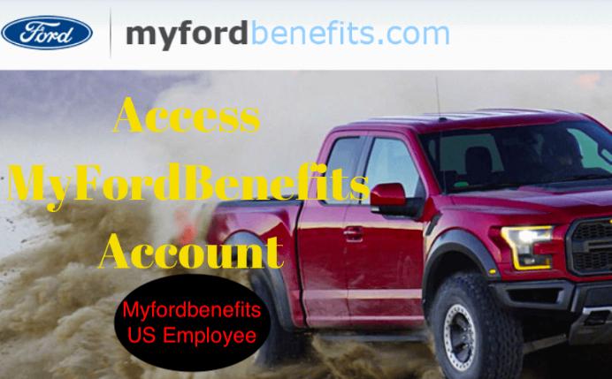 Myfordbenefits US Employee