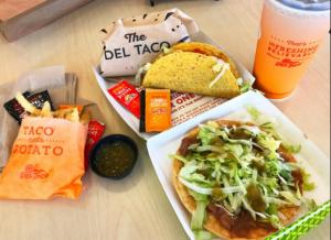 Take Del Taco® Survey ― myopinion.deltaco.com ―  Get $1 Off