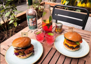 Tell GBK – Gourmet Burger Kitchen Survey