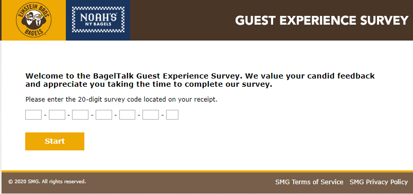 bagelexperience homepage