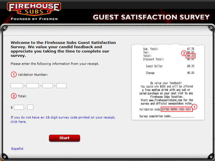 firehouse survey step2