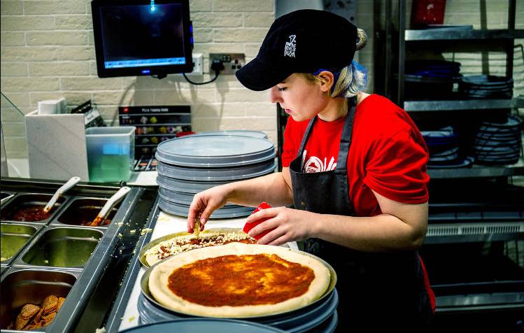 pizza hut delivery feedback