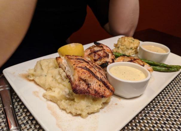 Devon Seafood GrillSurvey