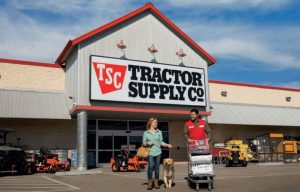 Tell Tractor Supply